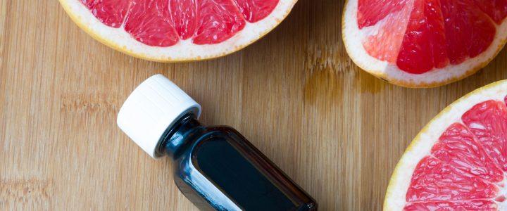 A grapefruit-olaj külsődleges alkalmazása
